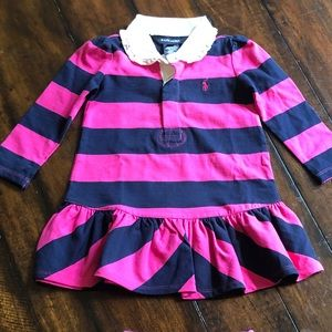 Ralph Lauren Rugby Dress & Bloomers